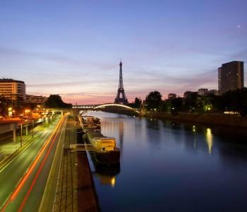 Île-de-France (Paris-regionen)