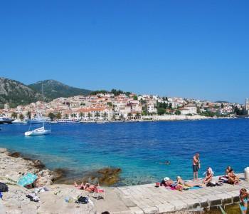Kroatiska öar