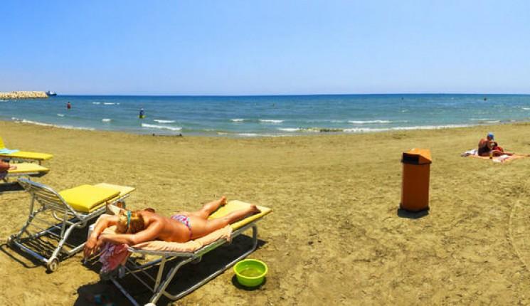 När Ska Man åka Till Larnaca Klimat Och Väder 2 Månader För Att