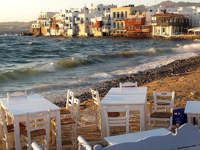 klimat i grekland